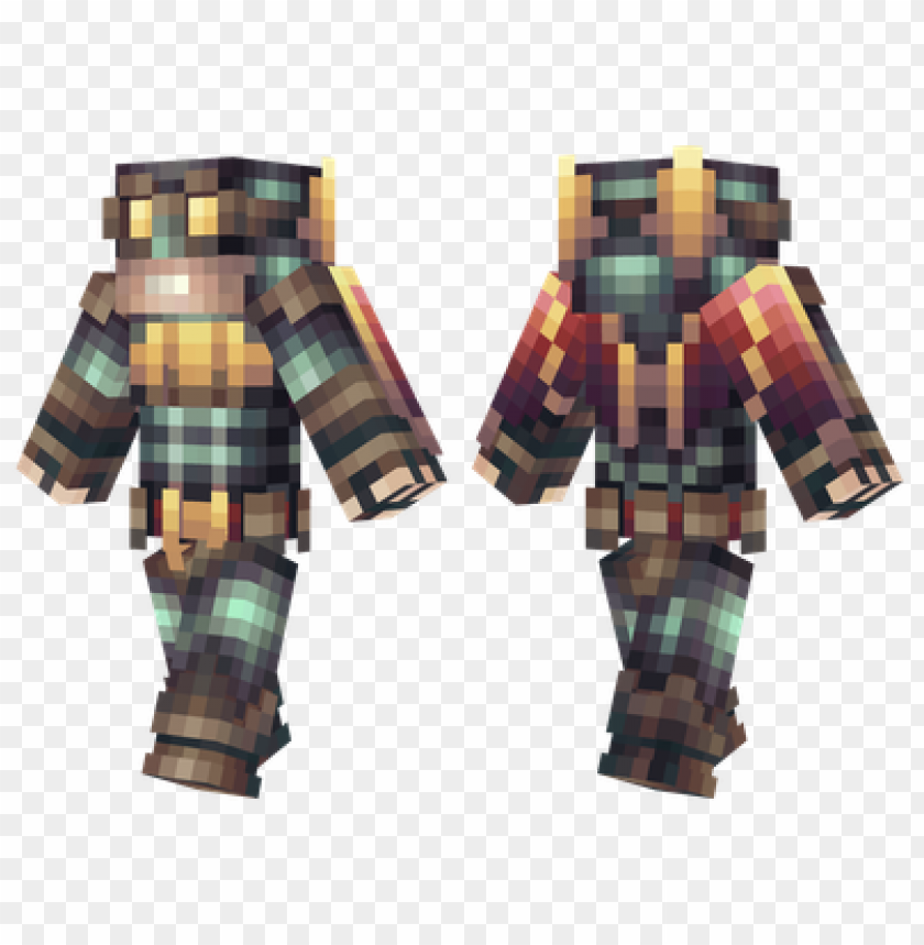 free PNG minecraft skins steampunk batman skin PNG image with transparent background PNG images transparent
