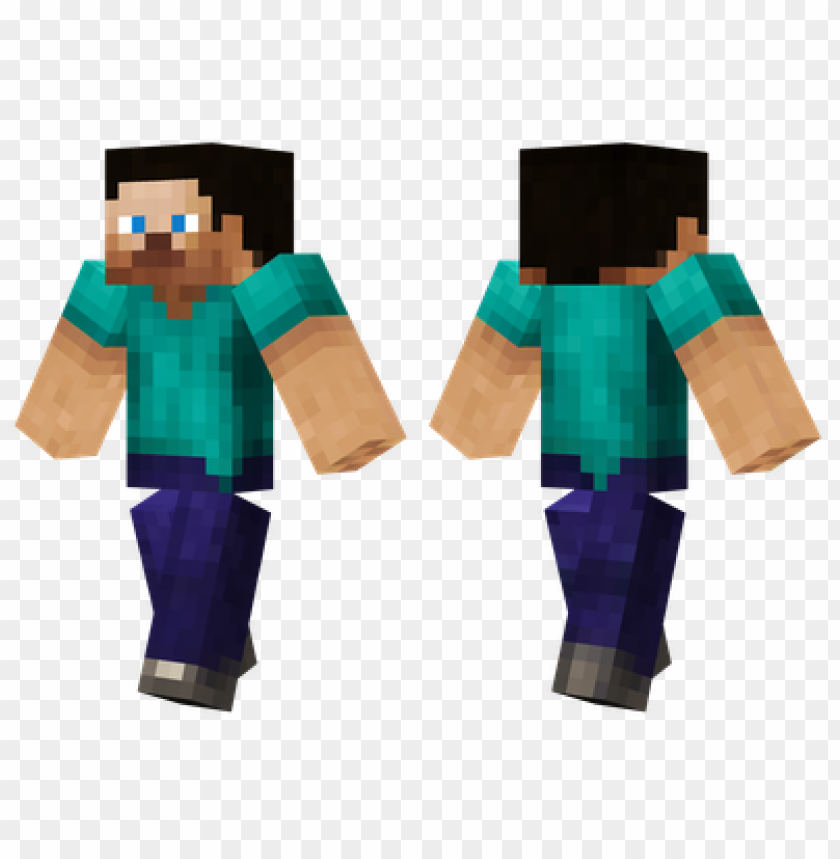 Minecraft Skins Steve Hd Skin Png Image With Transparent Background Toppng