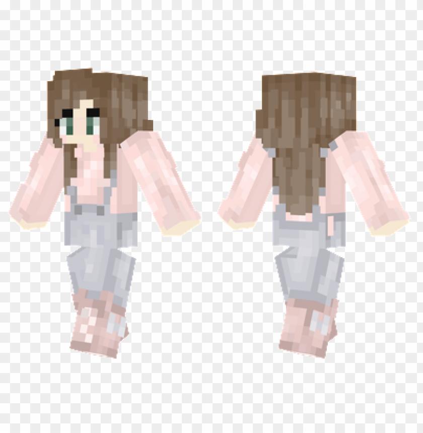 free PNG minecraft skins sweet rose skin PNG image with transparent background PNG images transparent