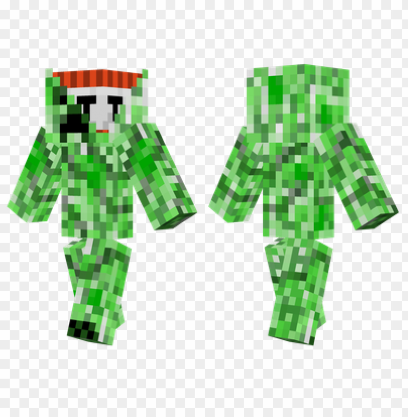 Minecraft Skins Tnt Creeper Skin Png Image With Transparent Background Toppng