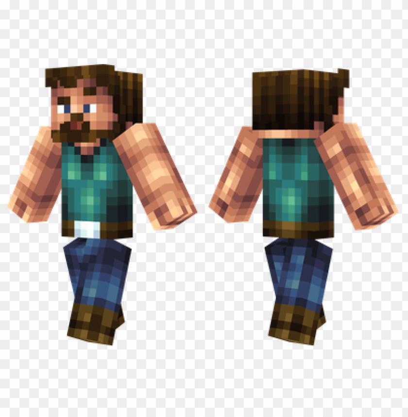 Minecraft Skins Uber Steve Skin Png Image With Transparent Background Toppng