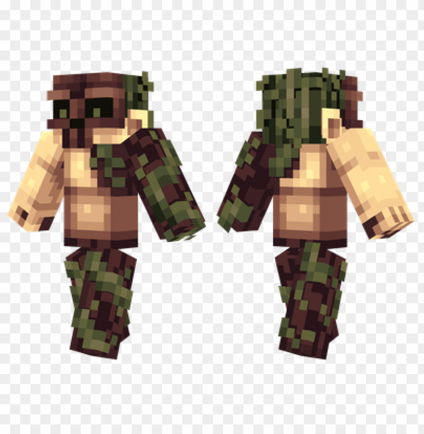 free PNG minecraft skins wooden warrior skin PNG image with transparent background PNG images transparent