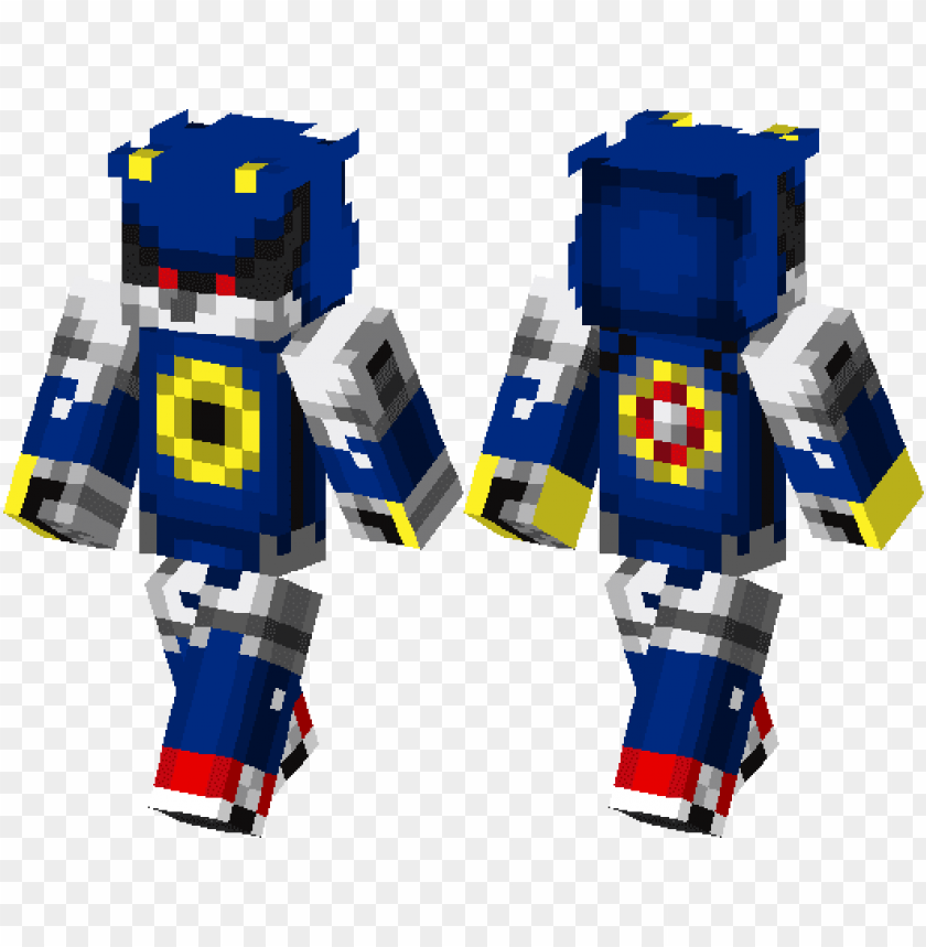 free PNG minecraft sonic skins PNG image with transparent background PNG images transparent