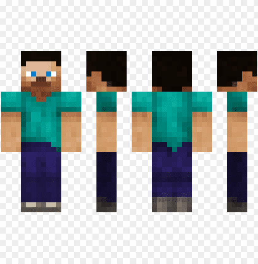 Minecraft Steve Head 2d Png Image With Transparent Background Toppng