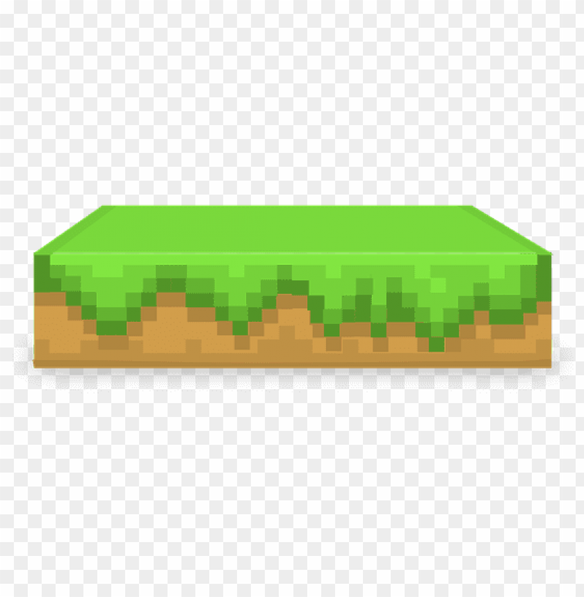 free PNG minecraft table block element grass patch - รูป บล็อก มา ย ครา ฟ PNG image with transparent background PNG images transparent