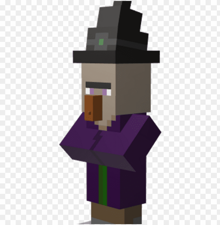 free PNG minecraft witch - cartoo PNG image with transparent background PNG images transparent
