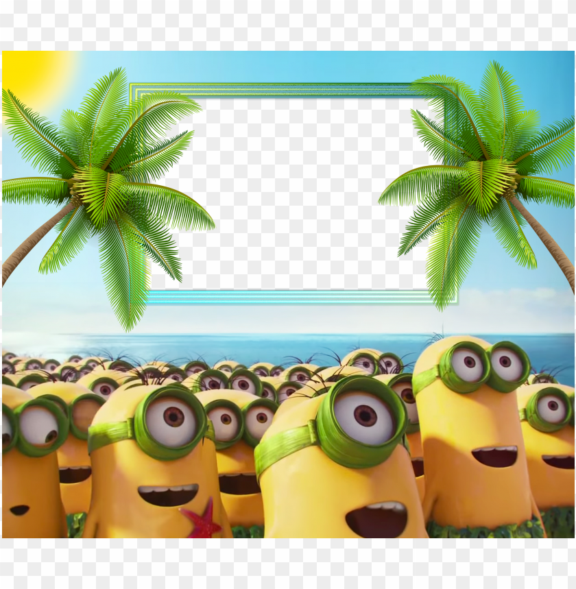 Minions 2015 Hd Kids Frame Background Best Stock Photos Toppng