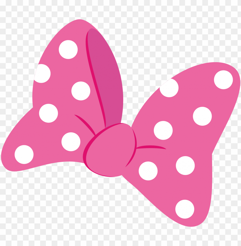 free PNG minnie mouse bow clipart - minnie mouse bow pink PNG image with transparent background PNG images transparent
