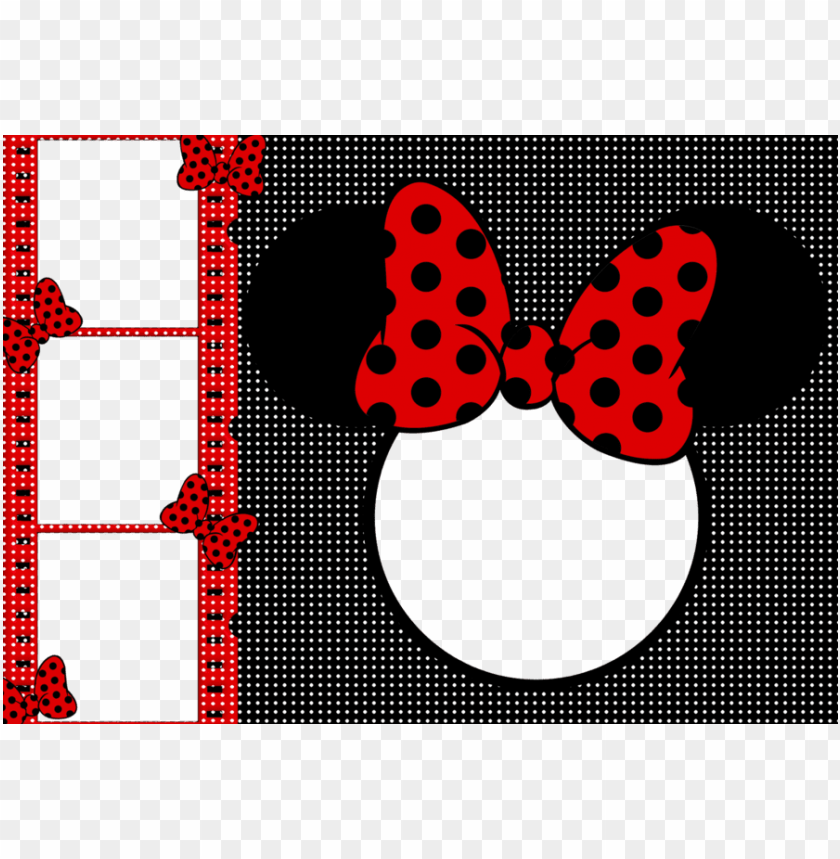 Minnie Mouse Red Template Clipart Minnie Mouse Mickey Red