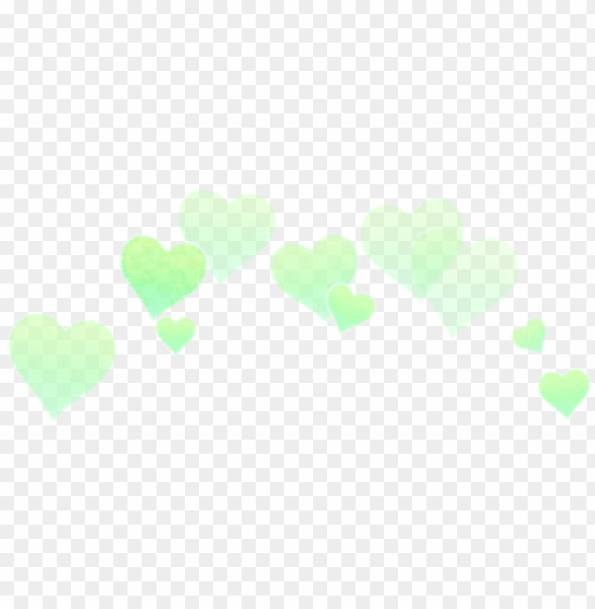 free PNG mint heart png - mint hearts PNG image with transparent background PNG images transparent