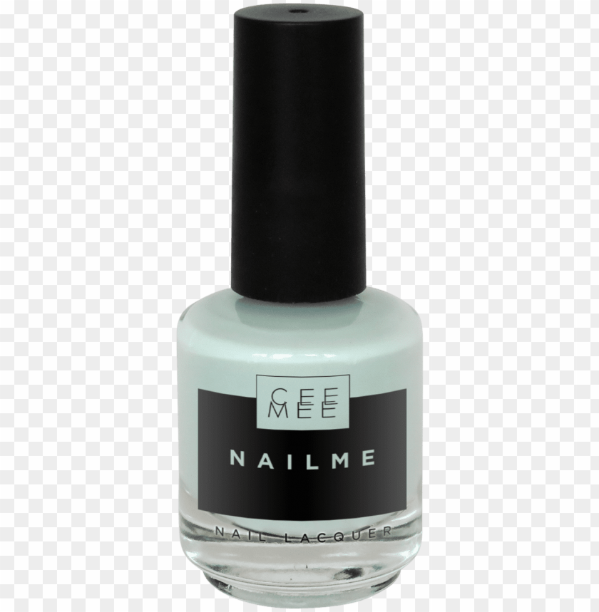 free PNG minty nail polish - nail polish PNG image with transparent background PNG images transparent