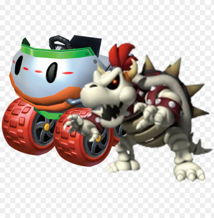 Mkpc Dry Bowser Mario Characters Bowser Png Image With