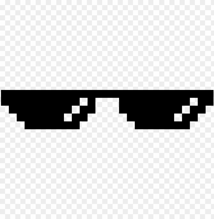 free PNG mlg glasses green screen - gafas thug life PNG image with transparent background PNG images transparent