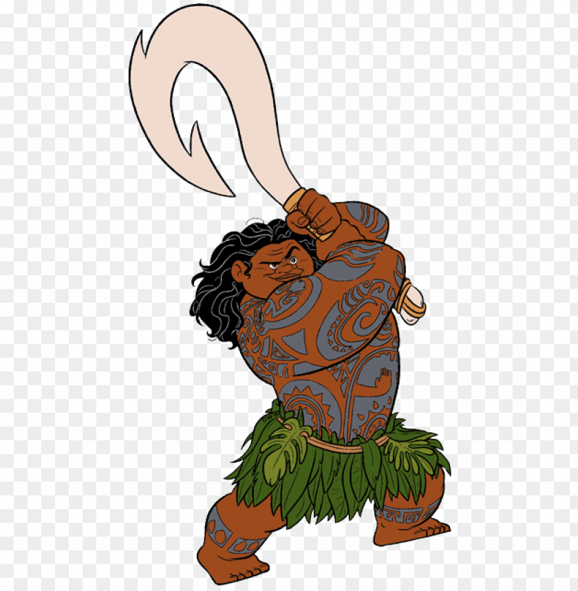 Moana Clip Art Disney Galore Rh Disneyclips Com Baby Moana And Maui Printables Png Image With Transparent Background Toppng