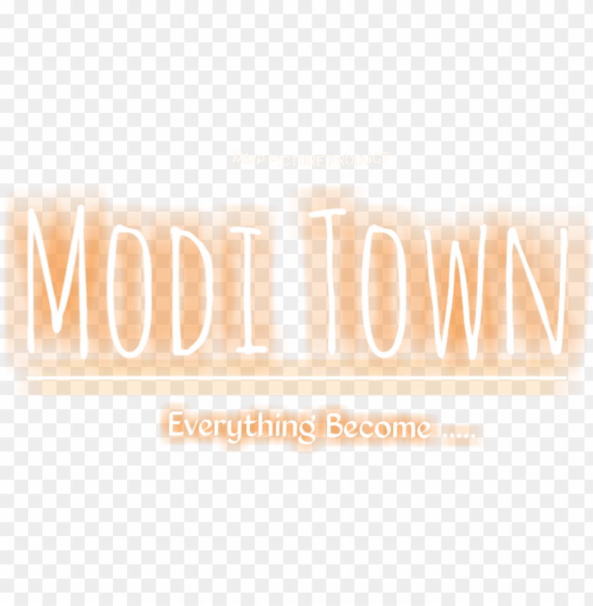 free PNG modi town text png, modi text, modi text for editing, - peach PNG image with transparent background PNG images transparent