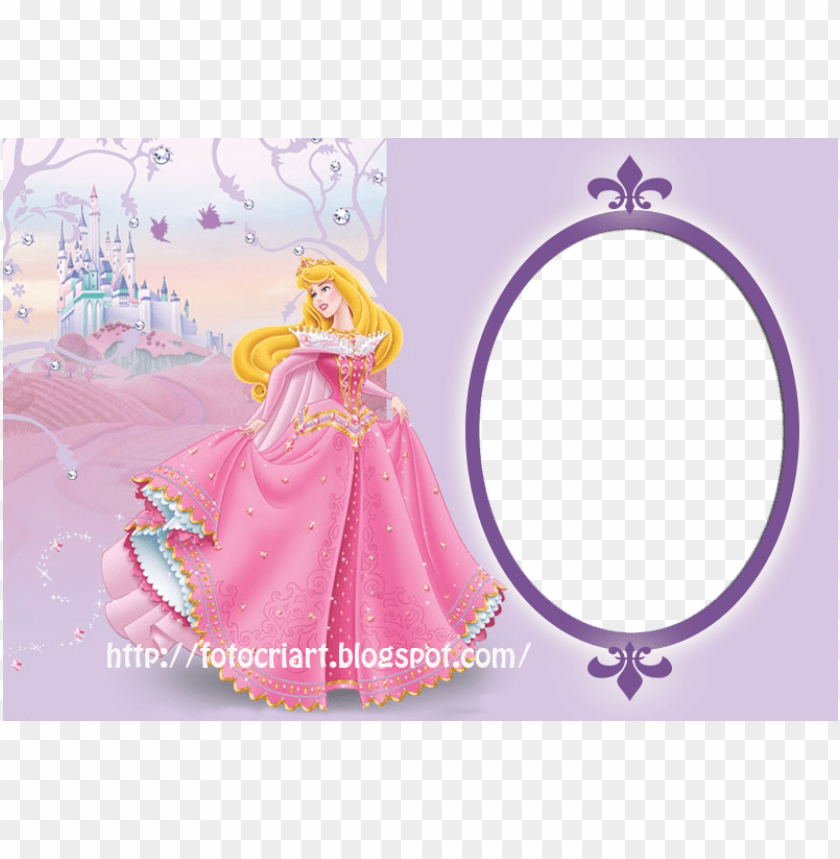 molduras da princesa aurora - princesa aurora de disney PNG image with transparent background@toppng.com