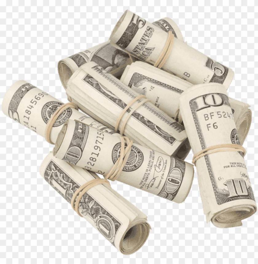 free PNG money rolls - rolls of money PNG image with transparent background PNG images transparent