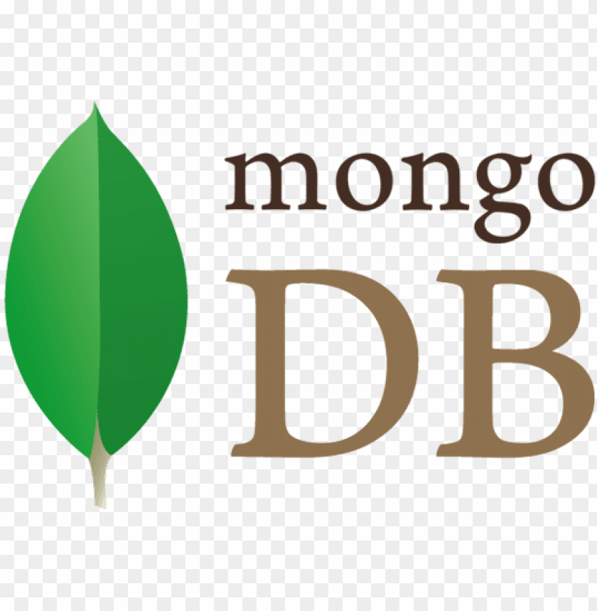 mongo db design - mongodb logo mongodb PNG image with transparent background@toppng.com