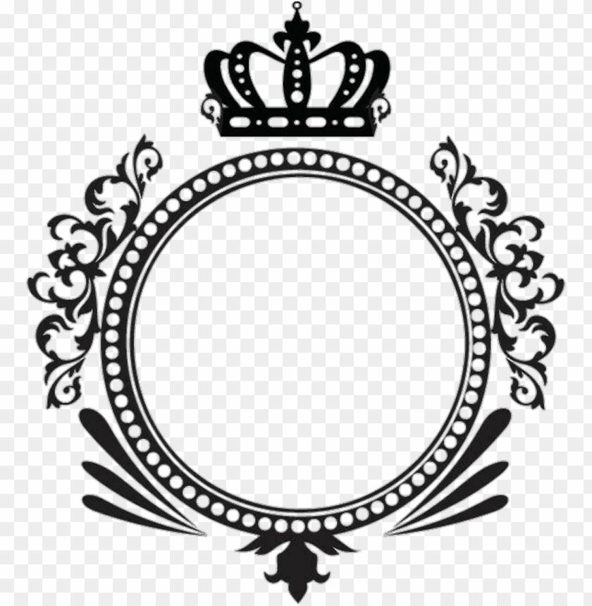 Monograma Sticker Moldura Para Convite De Casamento Arabesco Png