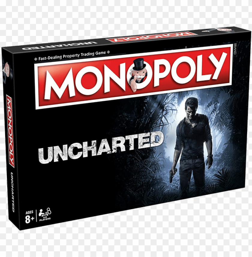 free PNG monopoly uncharted box - monopoly uncharted PNG image with transparent background PNG images transparent