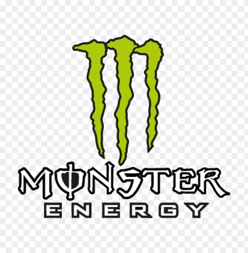 Monster Energy Eps Vector Logo Download Free Toppng