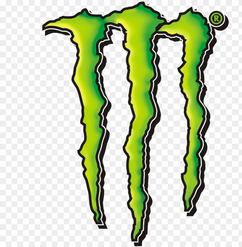 Monster Energy Logo Vector Vector Monster Energy Png Image With Transparent Background Toppng