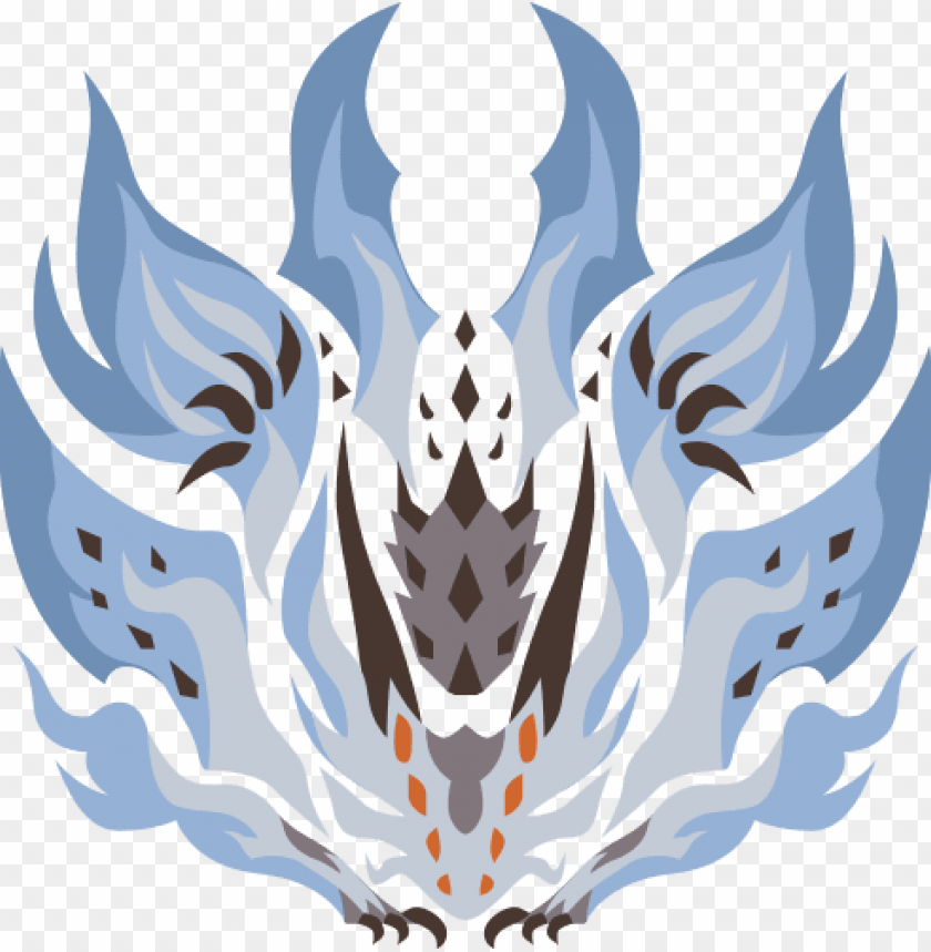 monster hunter world monster icon keychain - monster hunter world ico PNG image with transparent background@toppng.com