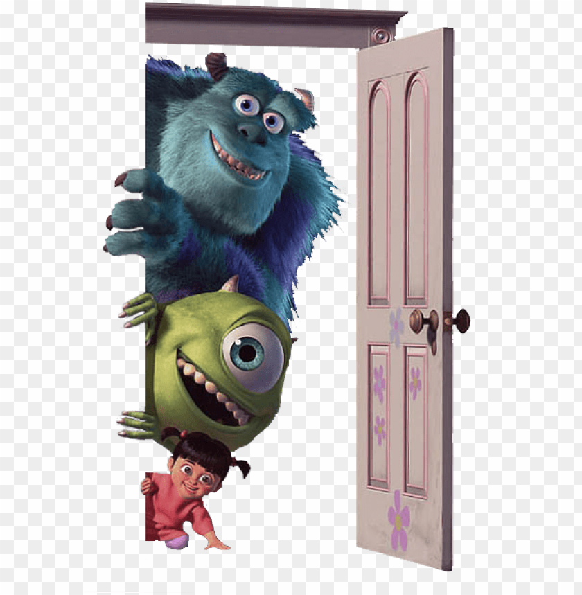 Monsters Inc Transparent Monster Inc Png Image With Transparent Background Toppng