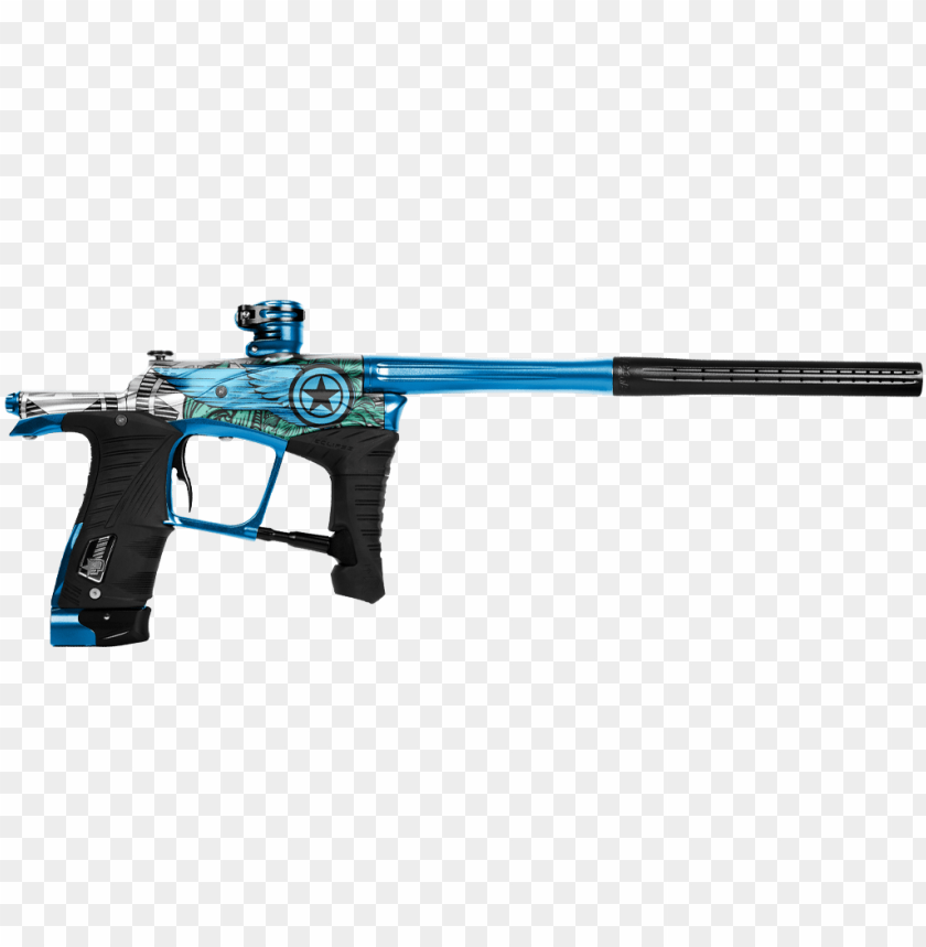 free PNG more information - planet eclipse ego lv1 paintball gun - grey/grey PNG image with transparent background PNG images transparent