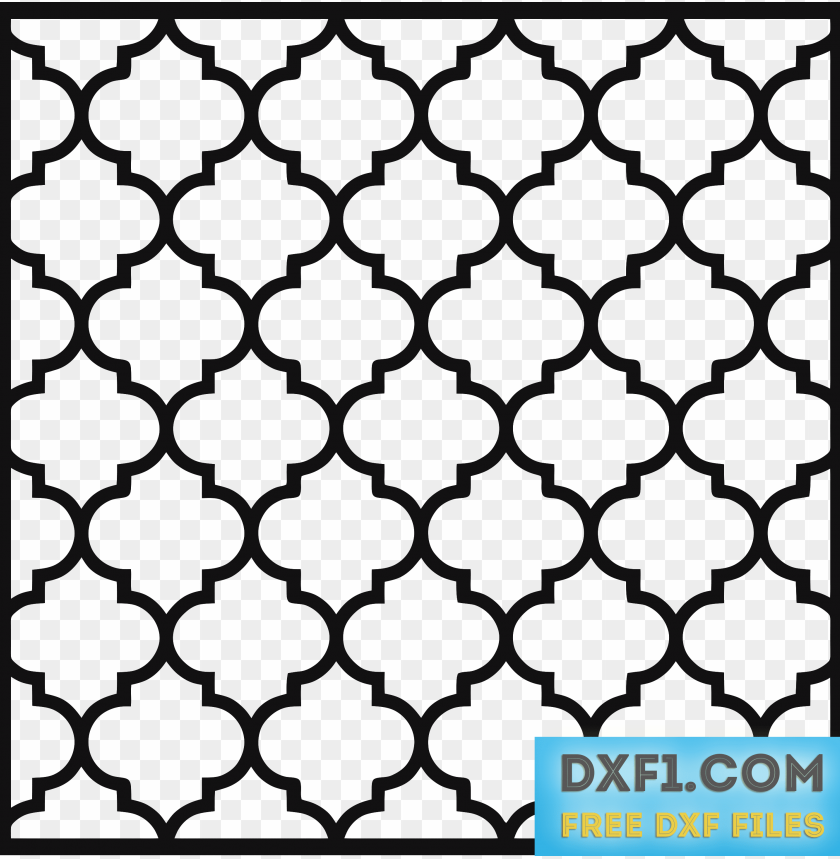 free PNG moroccan arabic repeat pattern stencil - stencil de lineas PNG image with transparent background PNG images transparent