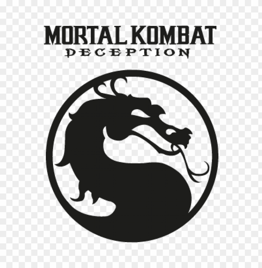 transparent png file mortal kombat logo png