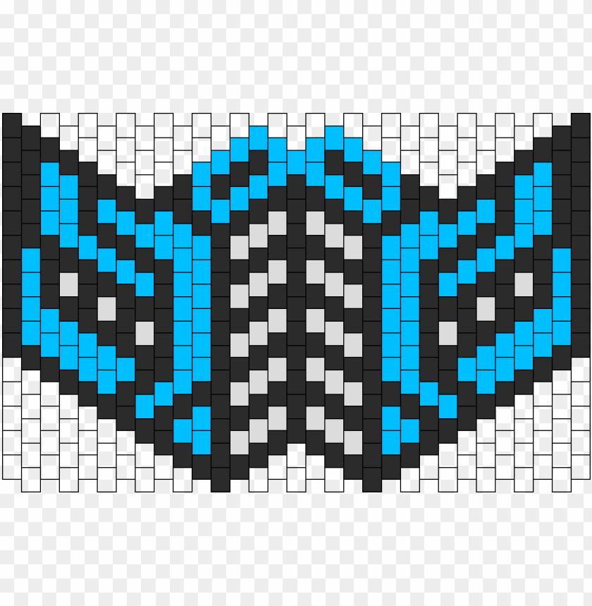 Mortal Kombat Sub Zero Kandi Mask Kandi Patterns Sub Zero Png