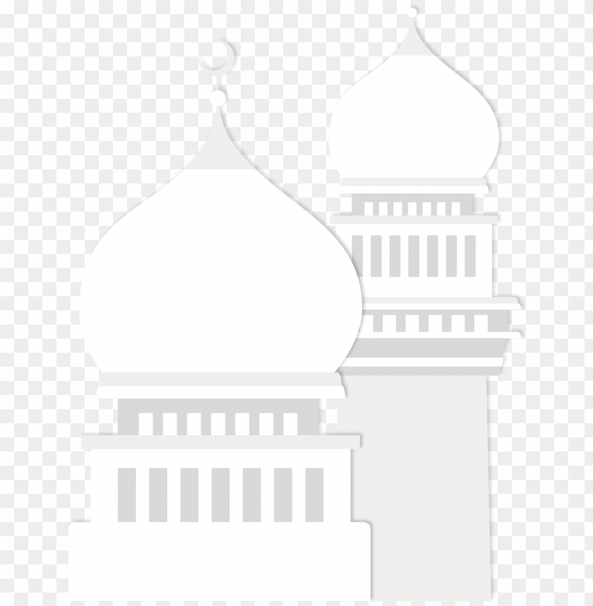 Download Mosque vector png images background@toppng.com