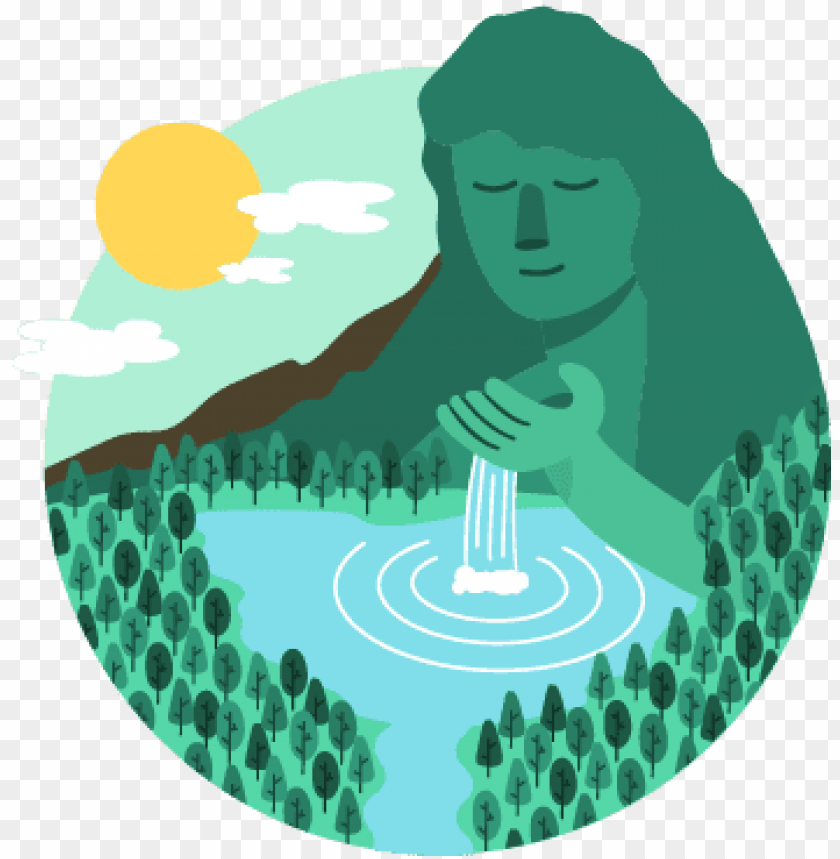 free PNG mother earth day messages sticker-1 - international mother earth day PNG image with transparent background PNG images transparent