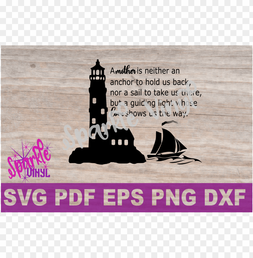 free PNG mother mom lighthouse svg files gift for mom, mothers's - scalable vector graphics PNG image with transparent background PNG images transparent