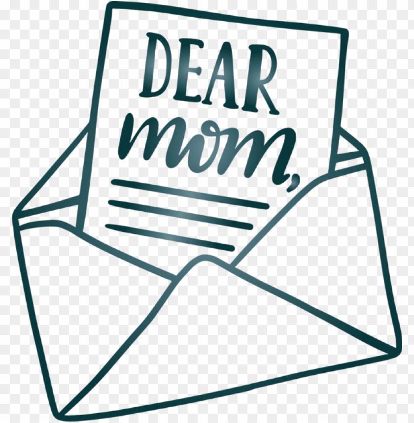 free PNG Mother's Day Coloring book Line Line art for Mothers Day Calligraphy for Mothers Day PNG image with transparent background PNG images transparent