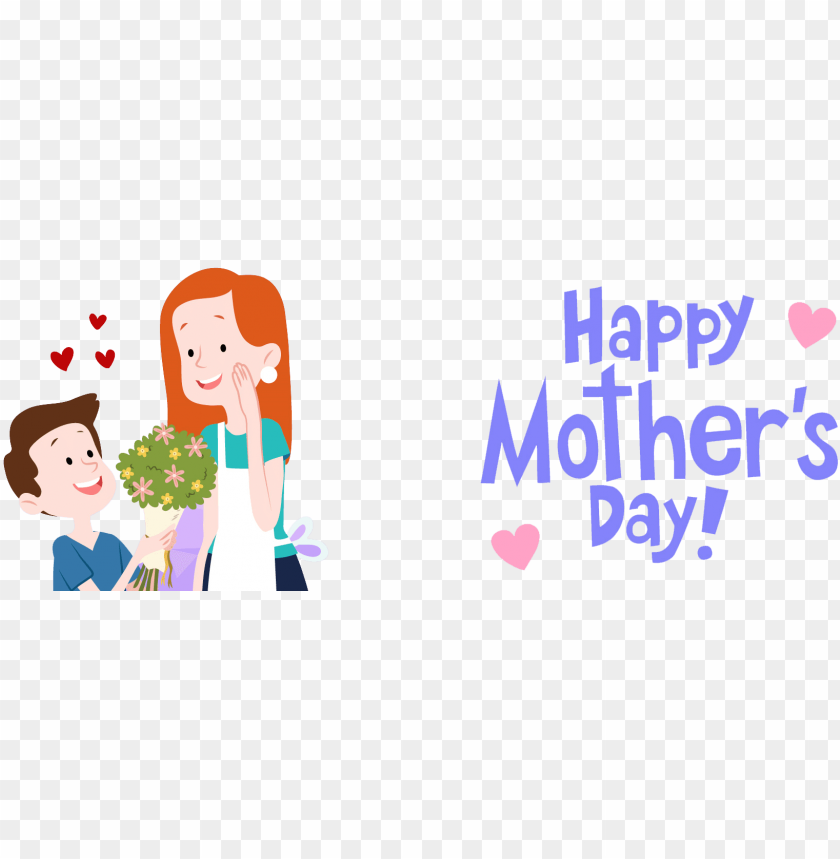free PNG mothers day decorative free  and- transparent happy mothers day PNG image with transparent background PNG images transparent