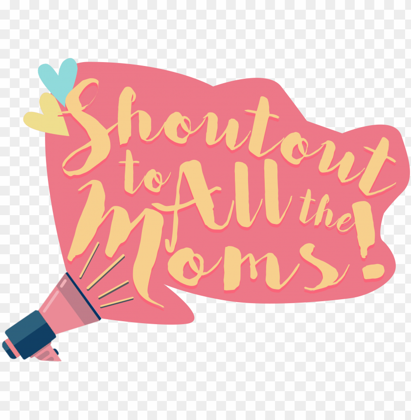 free PNG mother's day design - mother's day design PNG image with transparent background PNG images transparent