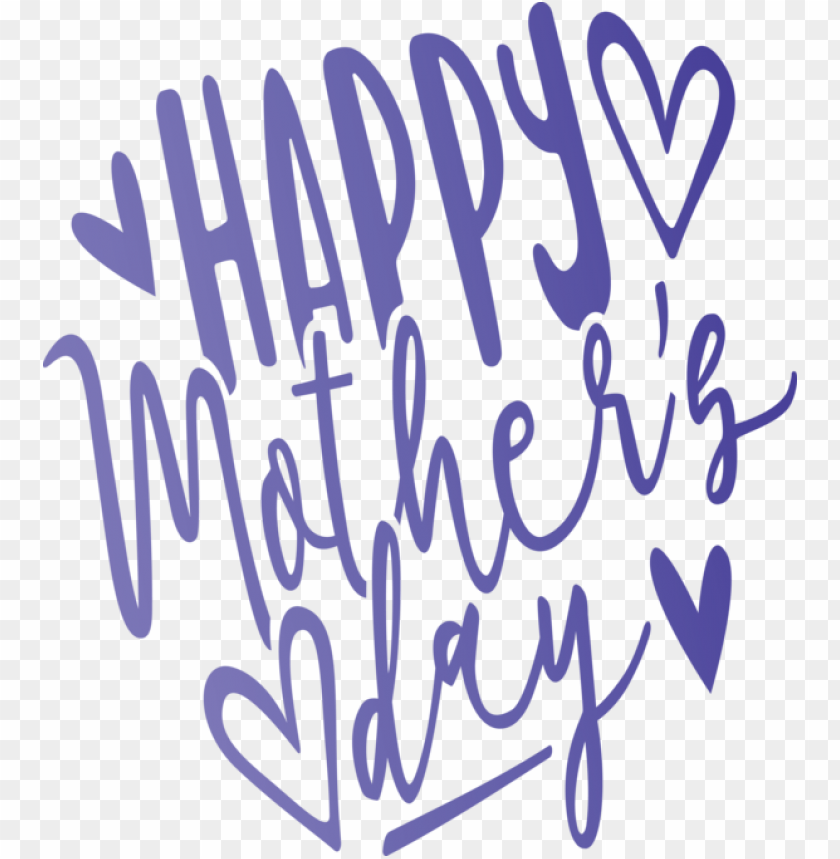 free PNG Mother's Day Font Text Calligraphy for Mothers Day Calligraphy for Mothers Day PNG image with transparent background PNG images transparent