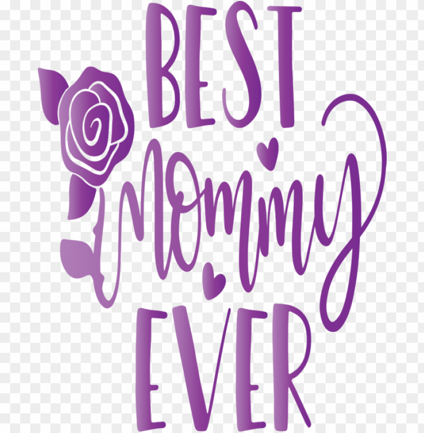 free PNG Mother's Day Font Text Purple for Mothers Day Calligraphy for Mothers Day PNG image with transparent background PNG images transparent
