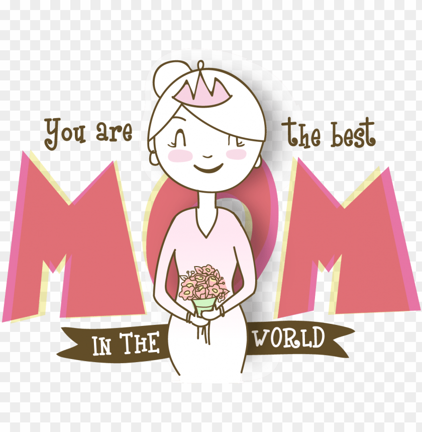 free PNG mother's day gift wish woman - mother's day gift wish woman PNG image with transparent background PNG images transparent