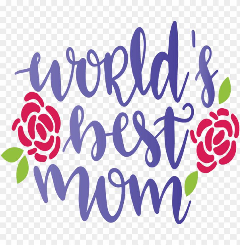 free PNG Mother's Day Logo Font Flower for Mothers Day Calligraphy for Mothers Day PNG image with transparent background PNG images transparent
