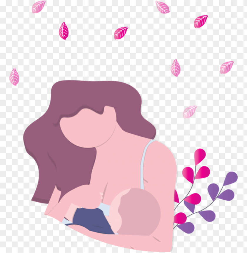 free PNG Mother's Day Pink Heart for Happy Mother's Day for Mothers Day PNG image with transparent background PNG images transparent
