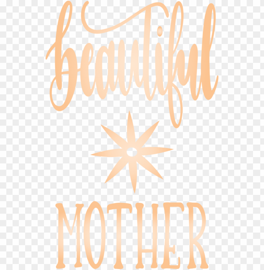 free PNG Mother's Day Text Font for Mothers Day Calligraphy for Mothers Day PNG image with transparent background PNG images transparent