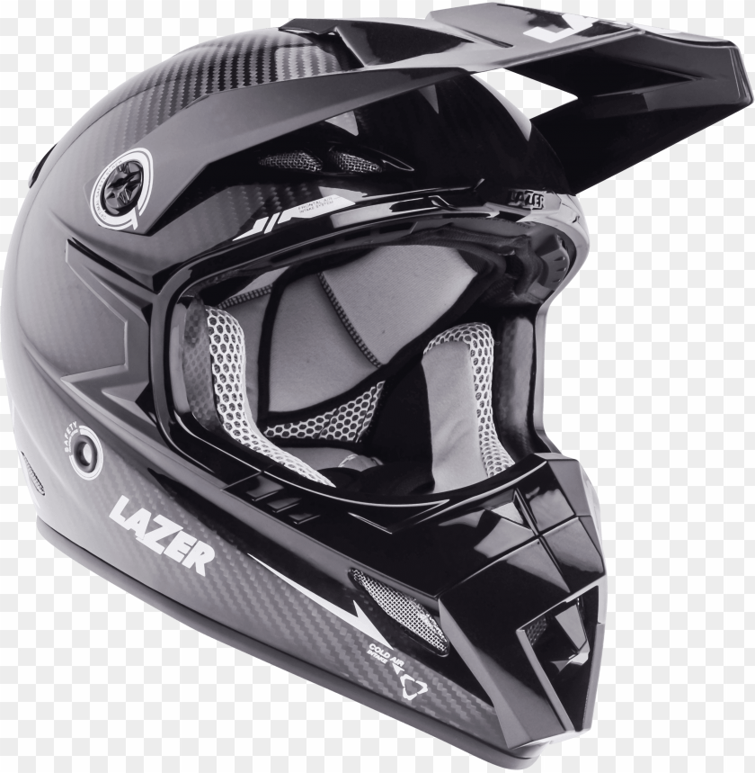 free PNG Download motorcycle helmet lazermx8 pure carbon black carbon white png images background PNG images transparent