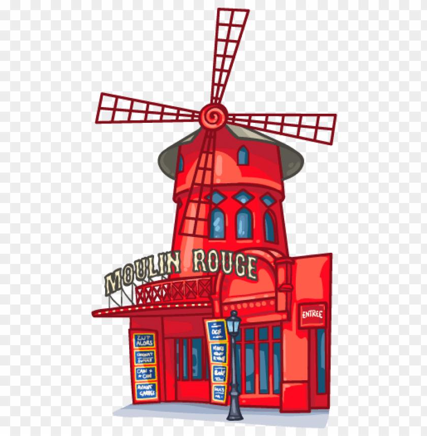 free PNG moulin rouge paris PNG image with transparent background PNG images transparent