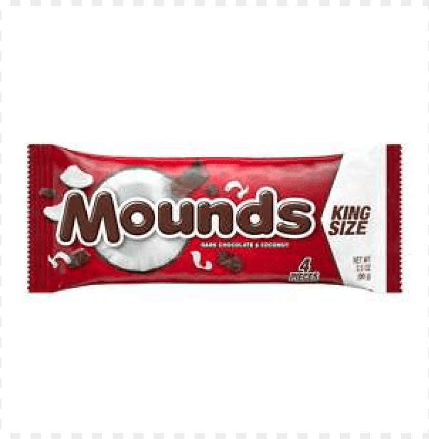 free PNG mounds king size candy bar 4 pieces - mounds dark chocolate PNG image with transparent background PNG images transparent