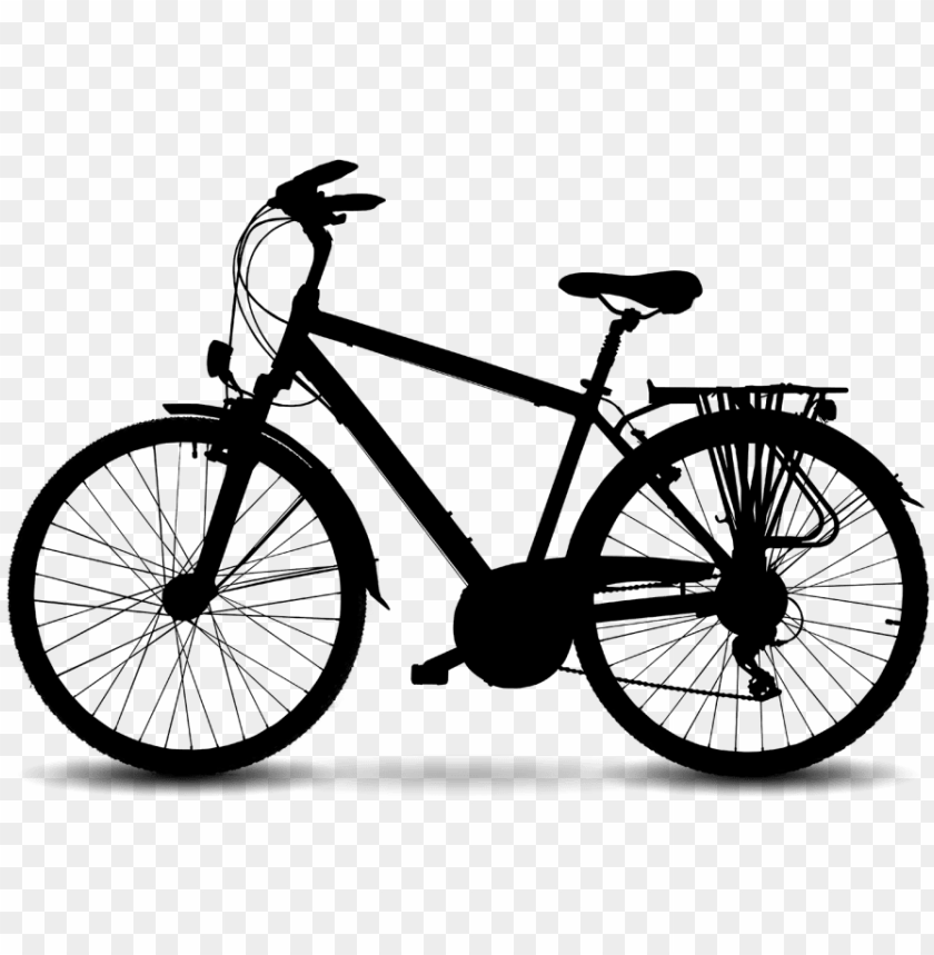 free PNG mountain bicycle electric bike racing road clipart - turbo trainer for hybrid bike PNG image with transparent background PNG images transparent