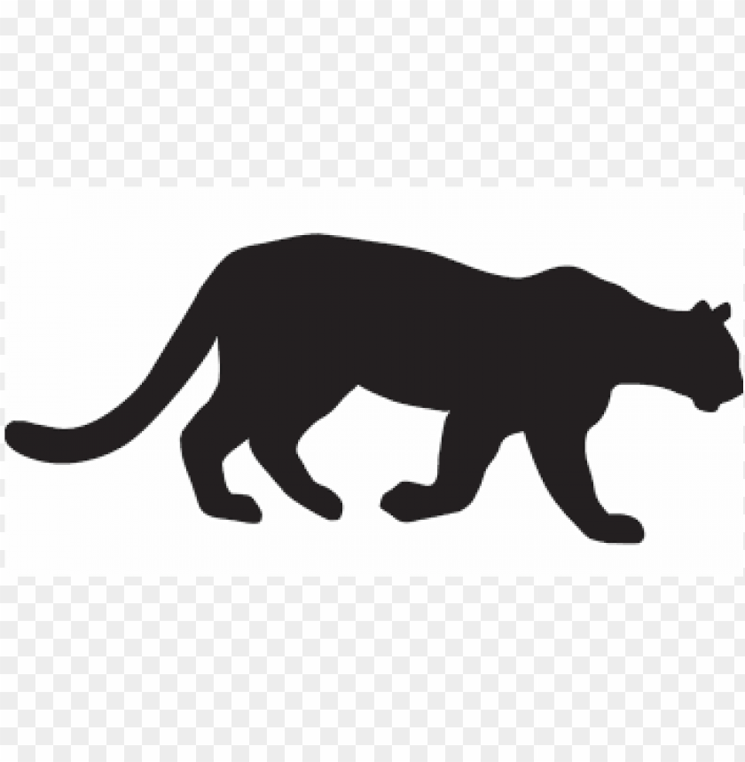 free PNG mountain lion silhouette at getdrawings - mountain lion silhouette clip art PNG image with transparent background PNG images transparent