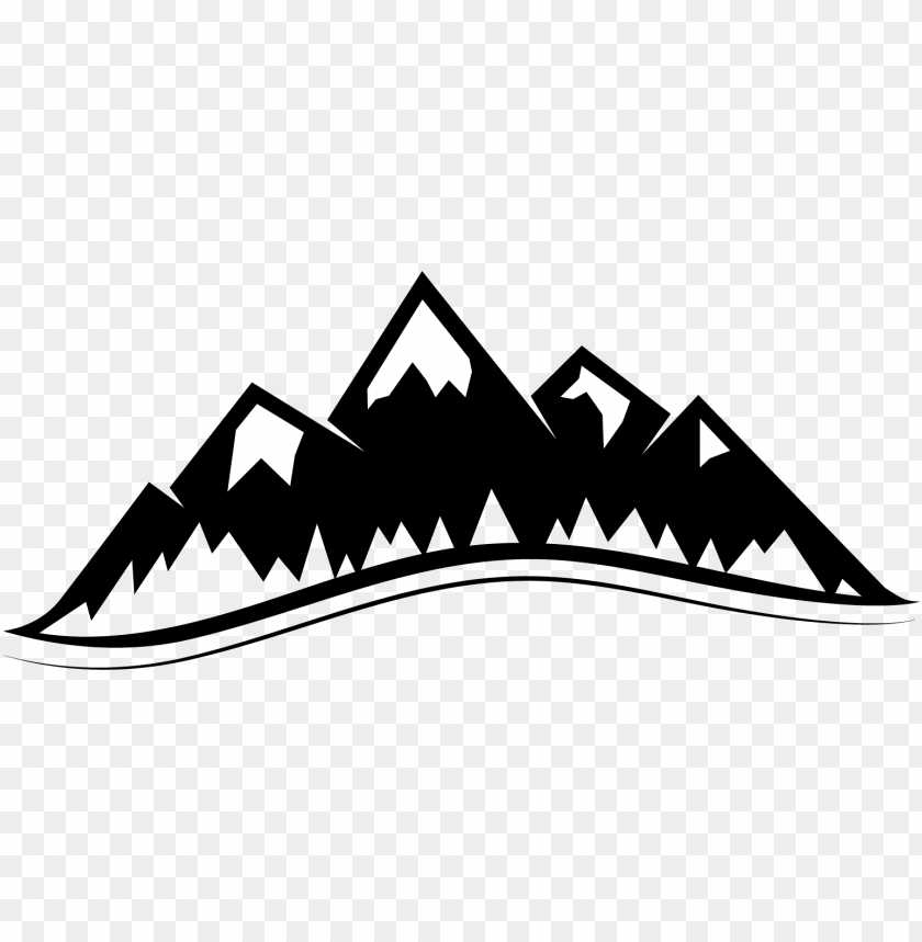 free PNG mountain png transparent free images - clip art mountain logo PNG image with transparent background PNG images transparent